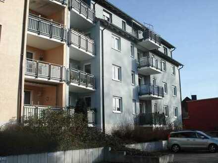 Helle, freundliche 1-Zi. Wohnung mit Balkon