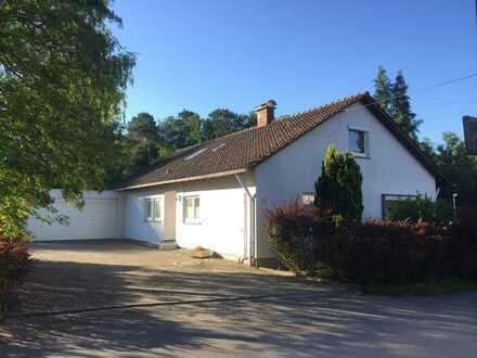 Großzügiges Einfamilienhaus in ruhiger, idyllischer Ortsrandlage auf 800 qm Grundstück