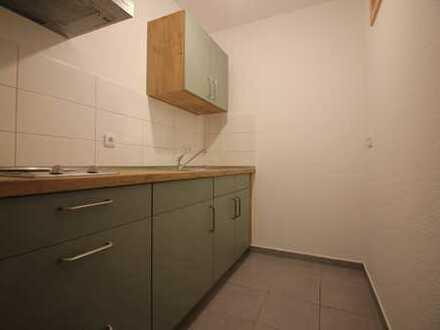 Moderne Einbauküche vorhanden!