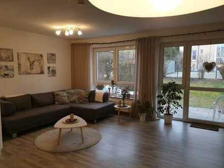 Schöne 2-Zimmer-Wohnung mit eigenem Garten in Günzburg / Reisensburg