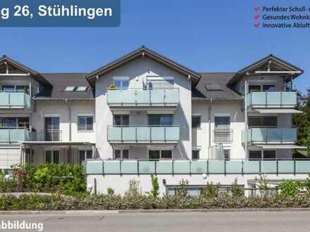 3,5-Zimmer-Wohnung im 2. OG in Stühlingen zu vermieten (Fertigstellung Oktober 2021)21)