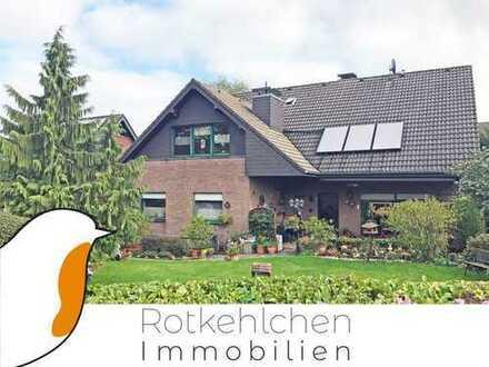 Kapitalanlage! Attraktives, freistehendes Zweifamilienhaus in Tönisberg