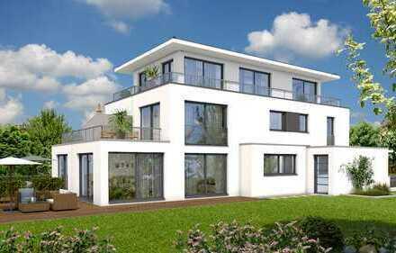 -NEU- Am Südpark: sonnige NEUBAU-Villenhälften ab 7.229 EURO/m² mit SMART HOME