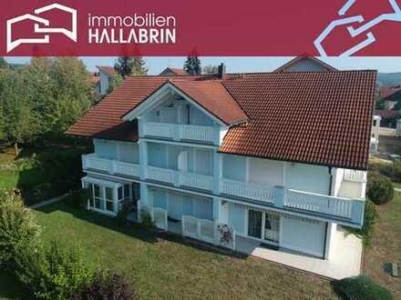 2 1/2-Zi.-Eigentumswohnung mit Tiefgarage in bevorzugter Lage im Kurort Bad Birnbach