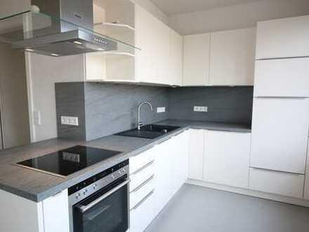 Neubau: Großzügige 2-Zimmer-Wohnung mit EBK