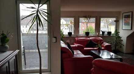 Maisonette-Wohnung 115m2 + Einbauküche und mehr