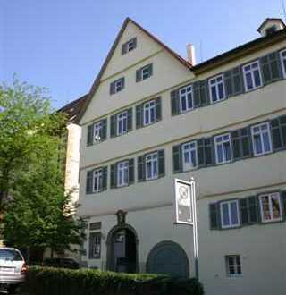 """Herrschaftliche 3 Zimmerwohnung in der """"Villa Wächter"""""""