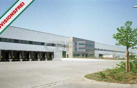 Logistik- und Lagerhalle   10m UKB   Rampen & ebenerdige Andienung   Provisionsfrei