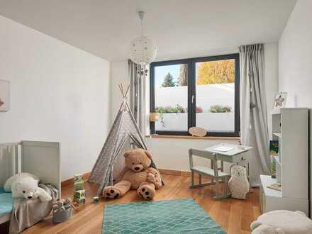 +++ Familienfreundliche Lage I Maisonettewohnung mit eigenem Garten+++