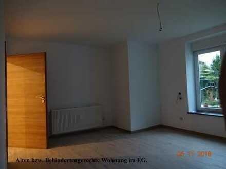 barrierefrei 2 Zimmer Wohnung im EG