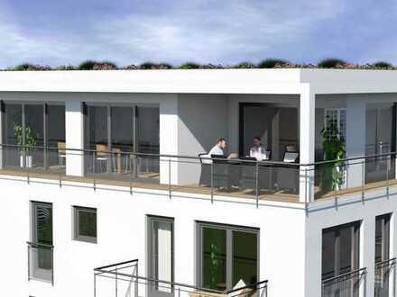 Exklusive Penthouse-Wohnung mit über 137 m² Wohnfläche und traumhafter Lage in München-Allach