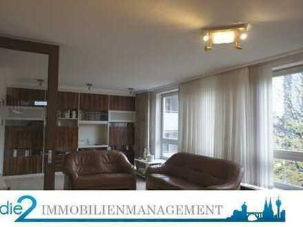 Helle und modernisierte 5-Zimmerwohnung mit EBK, TG-STP, Balkon und Aufzug!