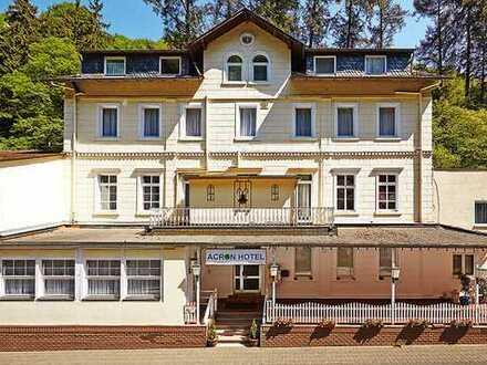 """Auktion 16.03.2019 in Köln * leerstehendes Hotel """"Acron"""""""