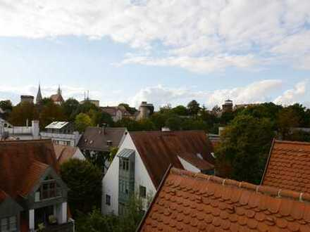 Ruhige Maisonettewohnung 5,5- Zimmer in Augsburg, Innenstadt
