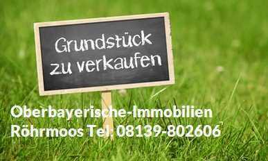 Gemeindebereich Altomünster Landwirtschaftliche Ackerfläche ca. 42000m2 zu verkaufen