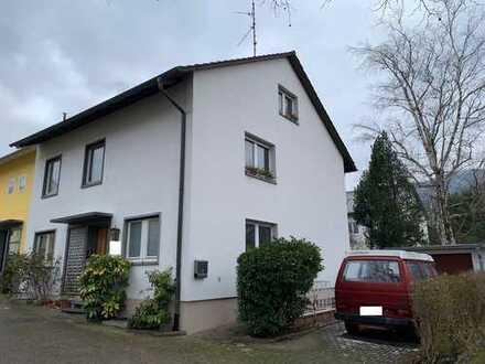 Reihenendhaus mit Einliegerwohnung in Toplage Freiburg