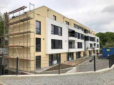 Hochwertige Neubau-Wohnung - Erdgeschoss rechts mit Terrasse