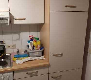 Schöne 2-Zimmer-Hochparterre-Wohnung mit Balkon und EBK in Altdorf