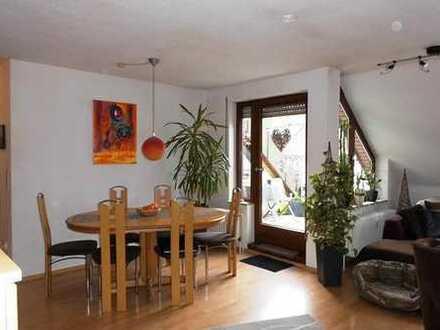 Sonnige 3,5 Zimmer Dachgeschosswohnung – geben Sie Ihrem Traum eine Chance!
