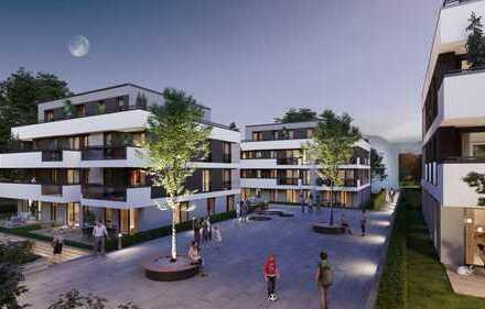 3,5 Gartenwohnung *** Obere Ziegelei *** Das neue Architektur-Highlight in Backnang