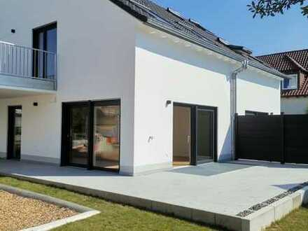 Beautiful brand new semi-detached house with garden in Kemnat