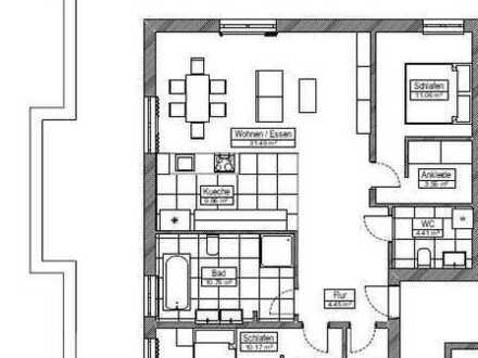 Neubauprojekt Schneeflären Whg. Nr. 10