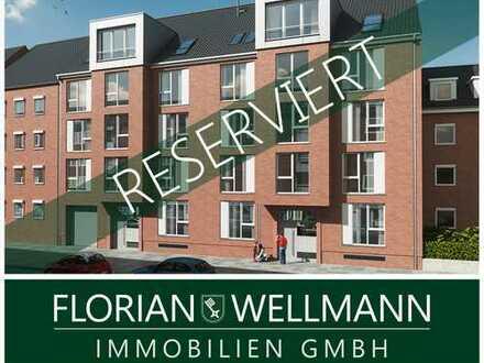 Bremen - Stephaniviertel | Moderne, hochwertige 3-Zimmer-Etagenwohnung mit Balkon im Neubau!