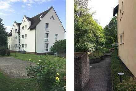 Zum Juni 2020 frei: 3 Zimmer-ETW, Balkon, Tiefgaragenstellplatz/Geismar