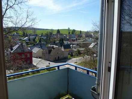 Singlewohnung, barrierefrei m. Küche, Balkon, Aufzug