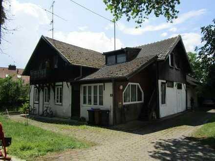 Das Haus für Liebhaber - mit Atelier und Garage