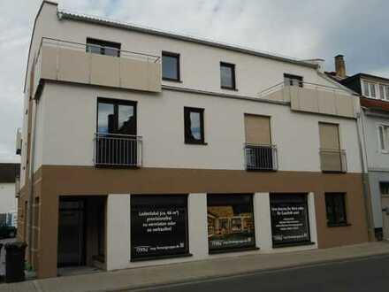 Helle 2-Zimmer-Neubau-Wohnung an der historischen Stadtmauer