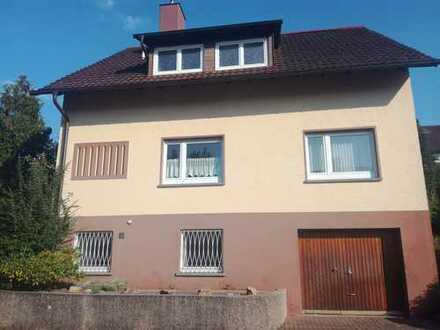 Schönes Haus mit 8 Zimmern und Trifelsblick,Kreis Südliche Weinstraße in Annweiler am Trifels