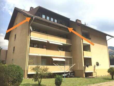 Freundliche 4-Zimmer-Dachgeschosswohnung mit Einbauküche in Lörrach (Kreis)