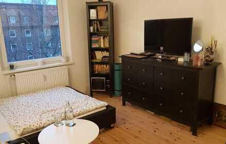 wunderbares Zimmer in wunderbarer Wohnung im wunderbaren Wilhelmsburg