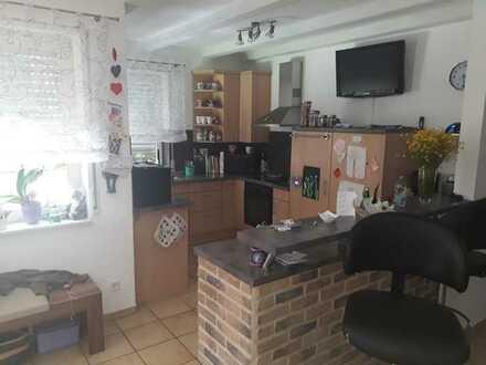 Modernisierte Wohnung mit vier Zimmern und zwei Bädern in Ottenbach