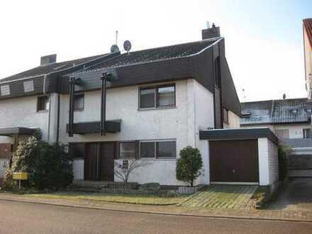 Stilvolle & großzügige Architektenhaushälfte in Ketsch!