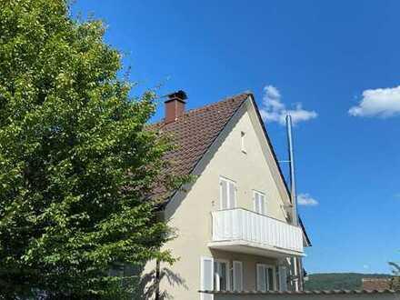 Biberach / Mittelberg - Attraktives freistehendes Einfamilienhaus mit Garten und Sonnenterrasse