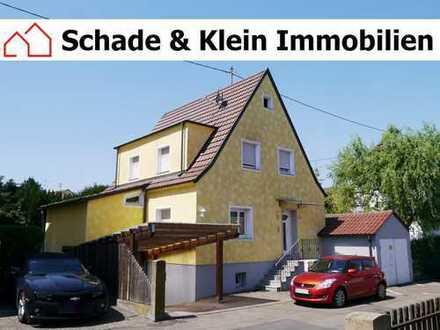 Einfamilienhaus mit Garage in zentraler Lage von Wendlingen