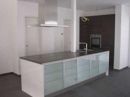 Moderne Maisonette-Wohnung mit Weitblick