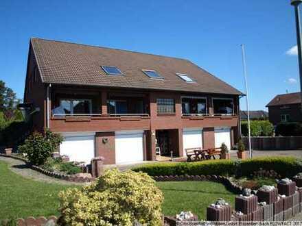 Gemütliche Dachgeschosswohnung mit Garage!