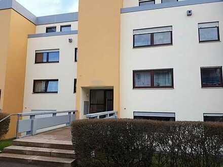 ++NEU++ Schöne, renovierte 2-Zimmer-Terrassenwohnung mit TG-Platz zu verkaufen ! +++