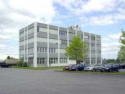Helle, freundliche Büroflächen 250 m² bis 500 m² im EG mit optimaler Verkehrsanbindung