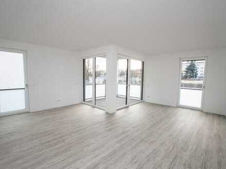 Exklusive 4-Zimmer Wohnung in grüner und zentraler Lage!