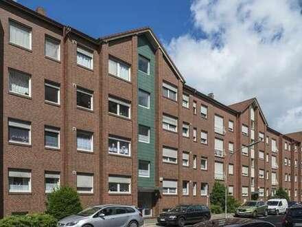 Mitten im Leben - modernisierte Wohnung in der City