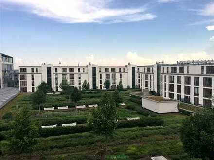 Schicke 3-Zimmer-Neubau- Wohnung in direkter Nähe zum RiedbergZentrum