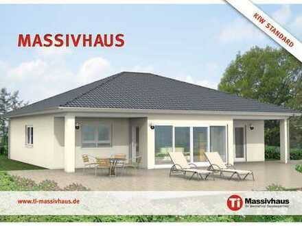 KFW55 Bungalow mit bis zu 5 Zimmern auf schönem Grundstück in Groß Ellershausen
