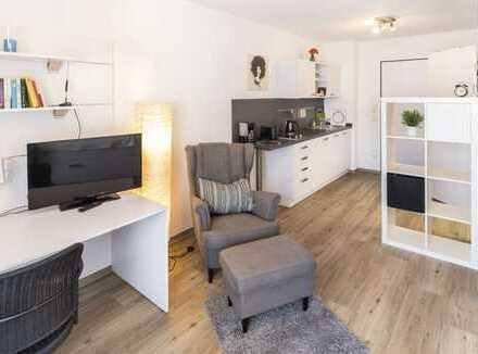 möbliertes City-Apartment in Braunschweig