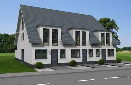 Hassels - Modernes Reihenmittelhaus mit 110m² Wfl. - schlüsselfertig in guter Lage