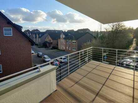 Über den Dächern von Baesweiler! Traumhafte Penthousewohnung im Neubau zu vermieten