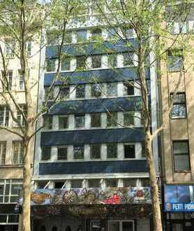 Köln-Zentrum: Modernisiertes Apartment inkl. Single-Küche im 2. Obergeschoss!